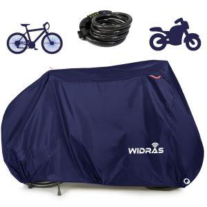 Husa-Prelata protectie impermeabila pentru motocicleta si bicicleta