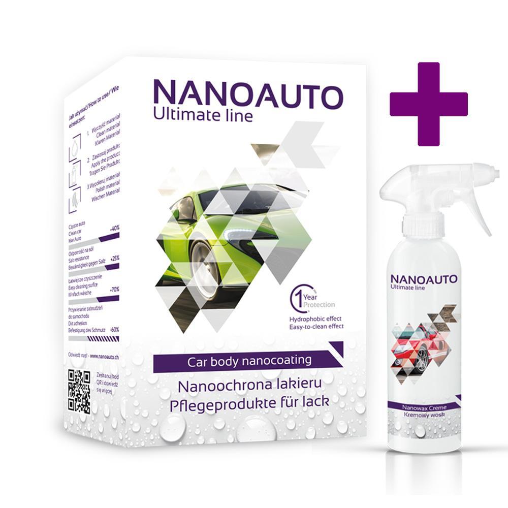 Kit Nano protectie caroserie, NanoAuto