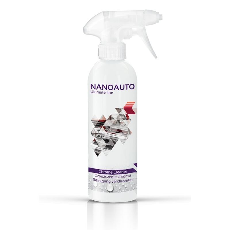 SPRAY CURATARE ELEMENTE CROM, NanoAuto, 750 ml
