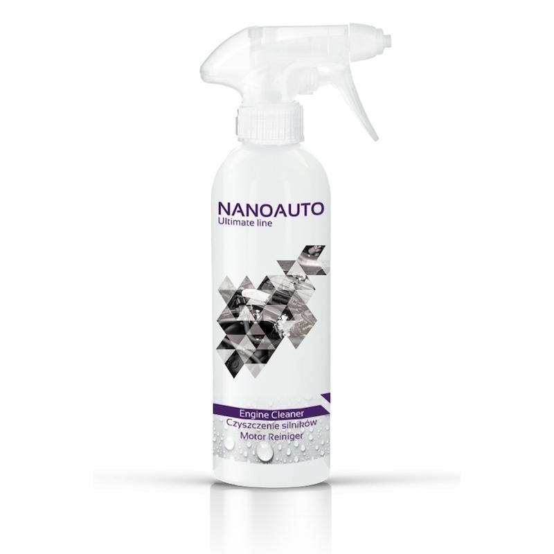 Curatare profesionala Motor, NanoAuto