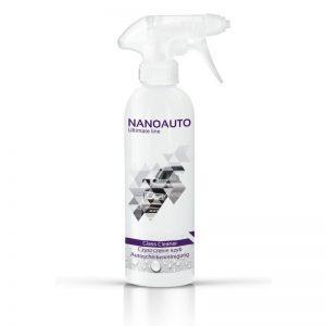 Spray profesional curatare geamuri Nanoauto