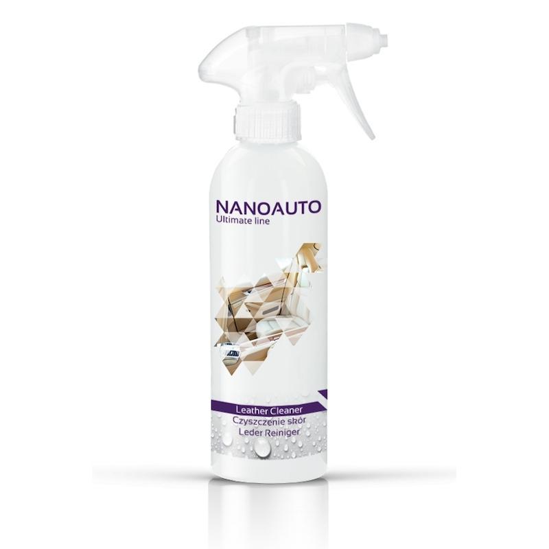 Solutie curatare si ingrijire tapiterie din piele, NanoAuto
