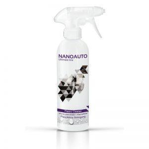 Spray Curatare materiale din Plastic si Cauciuc