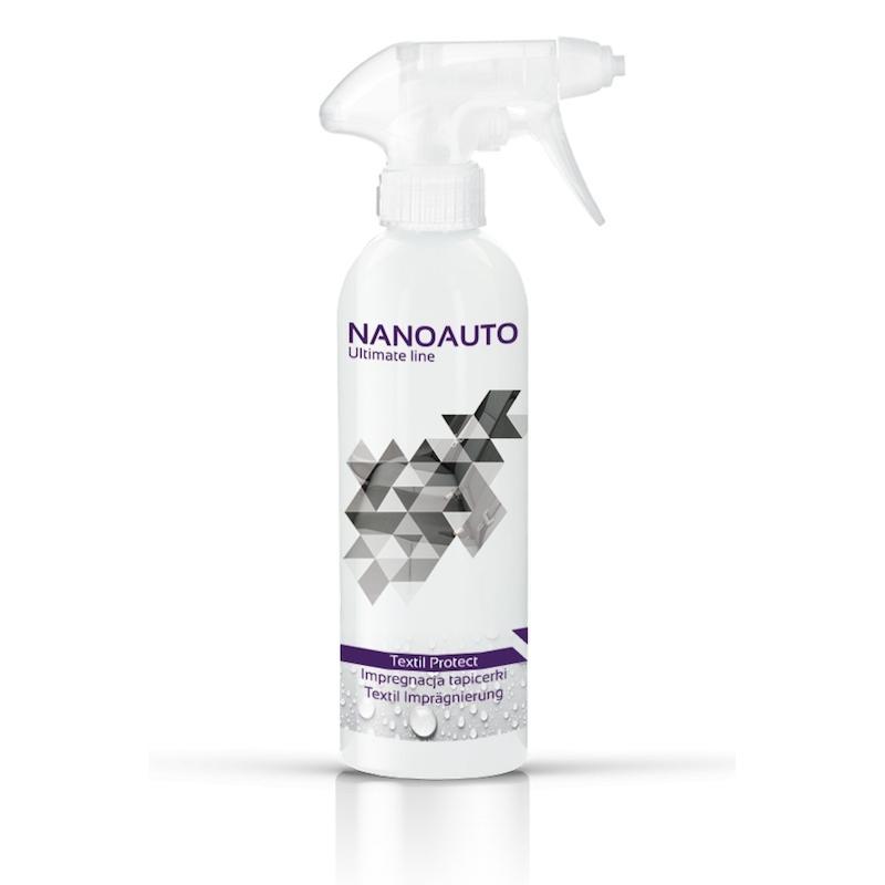 Solutie curatare si ingrijire tapiterie textila 750 ml, NanoAuto