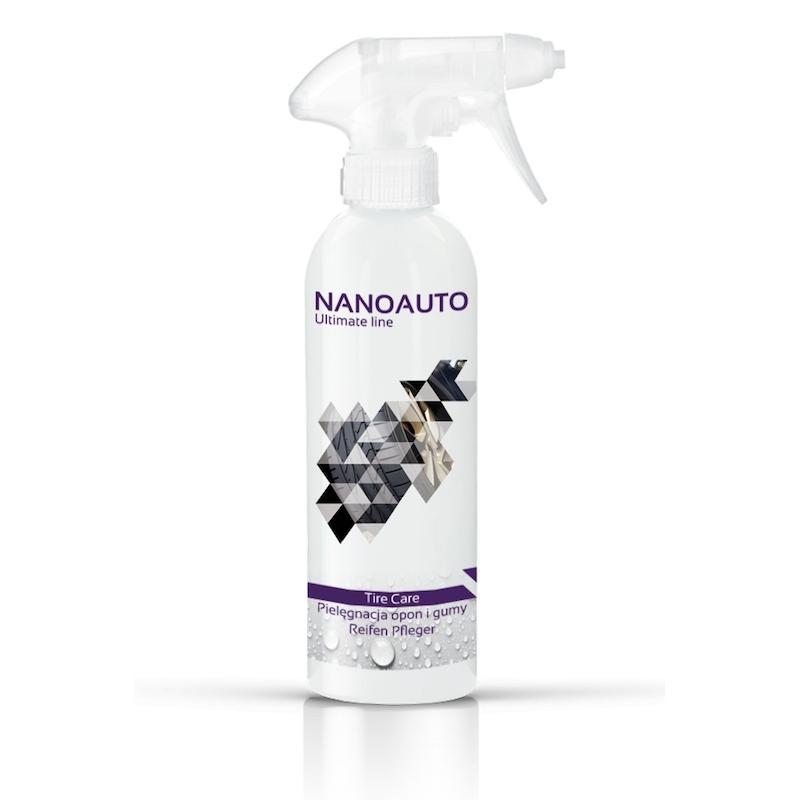 Solutie curatare, polisare si intretinere Anvelope, NanoAuto