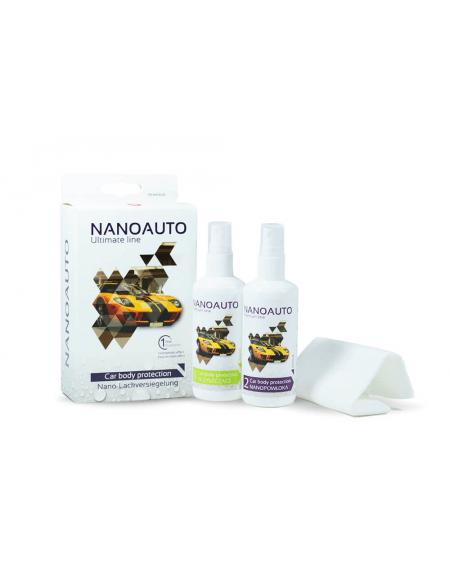 Sealant protectie caroserie Carbody Nanocoating