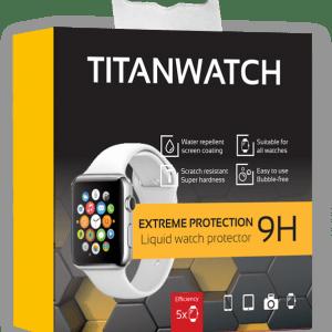 Protectie lichida universala anti-zgarieturi pentru ceasuri/smartwatch, Titanwatch