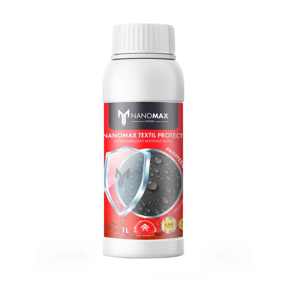 Impermeabilizant Nano Protectie Textile si Covoare, NanoMax, 1L